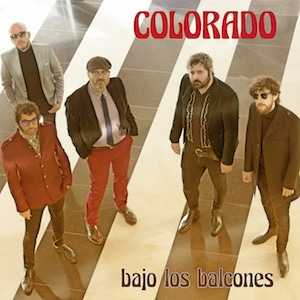 Colorado Bajo los Balcones Disco Album